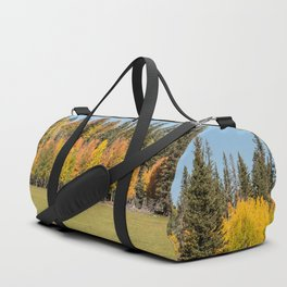 Autumn Colors - II, North_Rim Grand_Canyon, AZ Duffle Bag