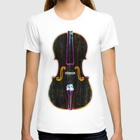 cello T-shirts featuring Cello by J.Lauren