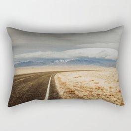 Great Sand Dunes National Park - Road Rectangular Pillow