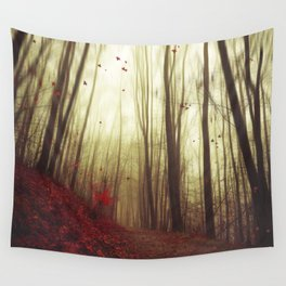 Leaf by Leaf Wall Tapestry