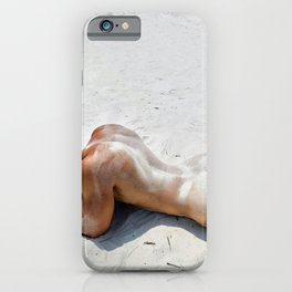 Muscle Beach iPhone Case