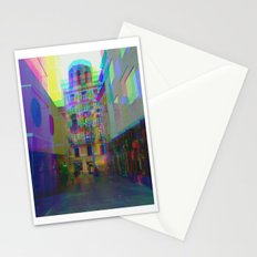 Multiplicitous extrapolatable characterization. 26 Stationery Cards
