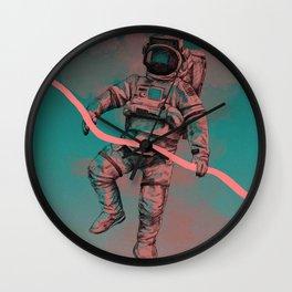 Fallen Astronaut Wall Clock