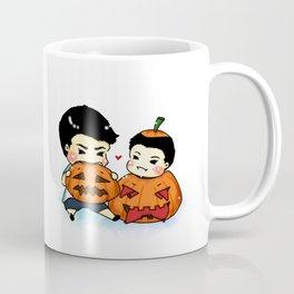 Baby pumpkin Sterek Coffee Mug