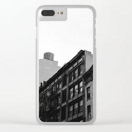 Soho XXI Clear iPhone Case