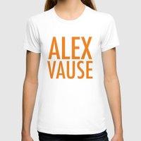 alex vause T-shirts featuring Alex Vause (2) by Zharaoh