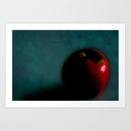 Bad Apple Art Print