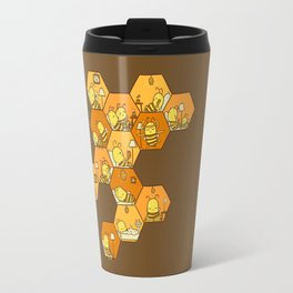 Just Bee Travel Mug