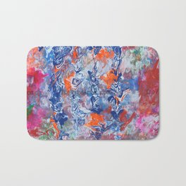 Devil In Dust Prays To The Lord TheVibeArts.com Bath Mat