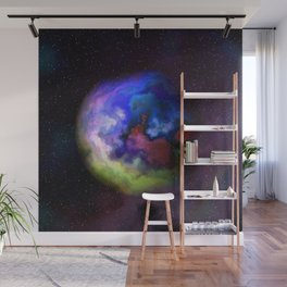 One of A Hundred Nebulas 008 Wall Mural