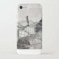square iPhone & iPod Cases featuring square by MAGIC DUST