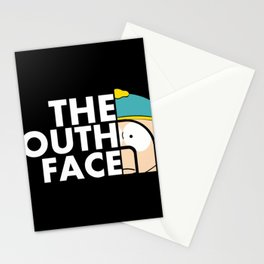 The south face Stationery Cards