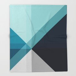 Geometric 1704 Throw Blanket