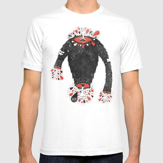 SALVAJEANIMAL headless II T-shirt