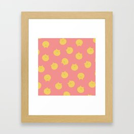 Armin Blanket (Shingeki! Kyojin Chuugakkou) Framed Art Print