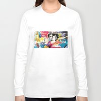 casablanca Long Sleeve T-shirts featuring Casablanca by Paky Gagliano