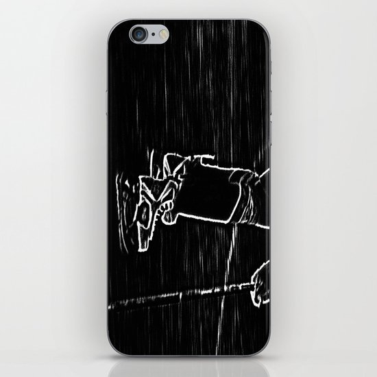 Gliding iPhone & iPod Skin