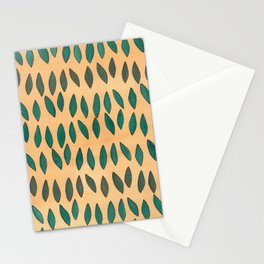 Lazy Leaves Stationery Cards