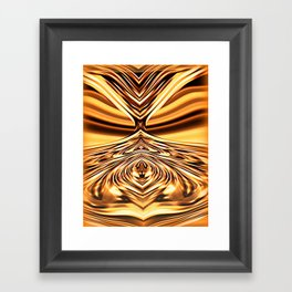 Liquified Framed Art Print