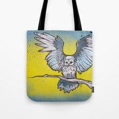 Stirgi the Owl Tote Bag