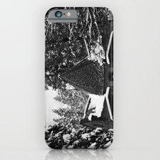 Snow Building in Snow iPhone 6s Slim Case