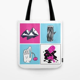 Lonesome When You're Around Tote Bag