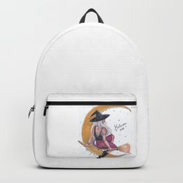 Witch Halloween 2018 Backpack