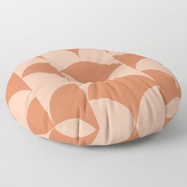 Cleo Pattern - Sunset Floor Pillow