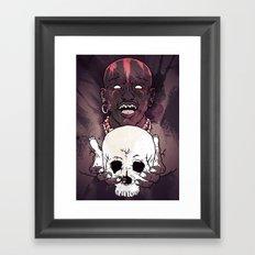 Magic People Voodoo People Framed Art Print