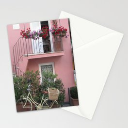 A Day in the Life - Capri, Italy Stationery Cards
