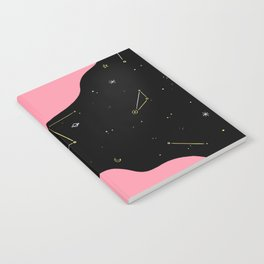 Space Coffee Notebook