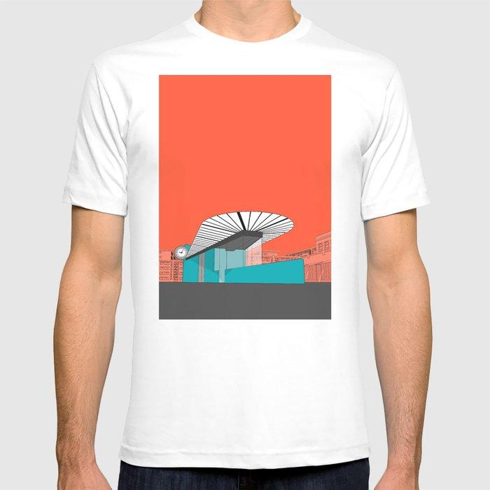 Turquoise Island T-shirt