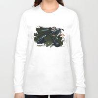 matrix Long Sleeve T-shirts featuring Matrix by alexviveros.net
