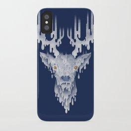 RAINdeer iPhone Case