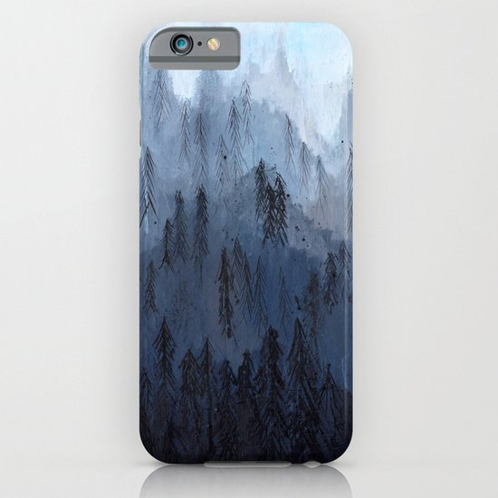 Mists No. 3 iPhone & iPod Case