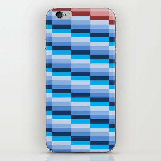 Fuzz Line #1 iPhone & iPod Skin