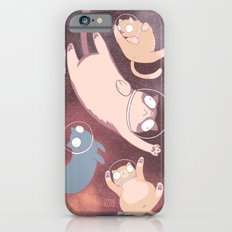 Space Cats Slim Case iPhone 6