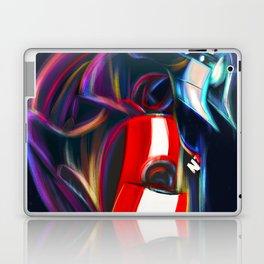 NEON LEGION Fan art Laptop & iPad Skin