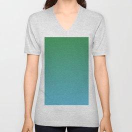 Emerald Water Unisex V-Neck