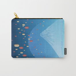 Catching Fireflies Carry-All Pouch
