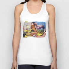 Friends´s meeting Unisex Tank Top