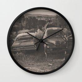 Baker Ranch Wall Clock