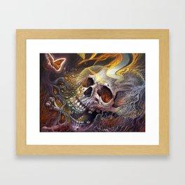 Illuminatus Framed Art Print