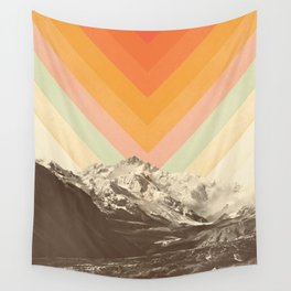 Mountainscape 2 Wall Tapestry