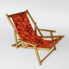 Fire for decorative products Sling Chair
