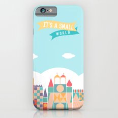 It's a small world iPhone 6 Slim Case