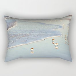 Early Birds Rectangular Pillow