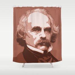 Nathaniel Hawthorne Shower Curtain