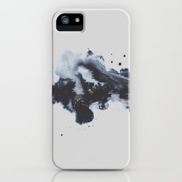 To Say Goodbye iPhone Case