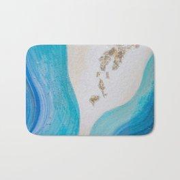 Golden Islands - Ocean's Divide Bath Mat